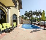 Fully furnished Garden Homes - Atruim entry