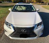 2016 Lexus ES 350 4dr Sdn Auto  FWD 6 Cyl - 3.5 L