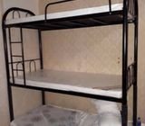 Bed Space Available in Sharing Room in Fish Round About, Deira, Dubai, UAE