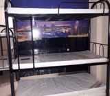 Bedspace available for Any Nationality male in Naif Road and Baniyas metro in Deira, Dubai