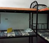 Bed space for Rent with Dewa N Internet Included for any Nationality Male Bachelors in Deira, Dubai