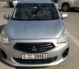 Mitsubhi Attrage 2014 car on sale