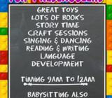 Play group for Toddlers