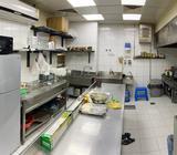 Restaurant Shop For Rent| Ready Setup