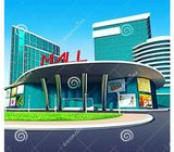 MALL FOR SALE IN DUBAI call Bilal+971563222319
