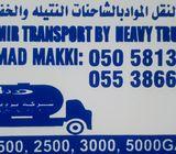 Sweet water tanker supplier