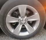 18 inch stock rims w/ Michelin tyres (235/55R18) for sale