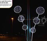 Festive Light Decoration