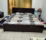 2single cot beds with medical matress