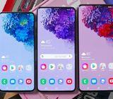 Samsung Galaxy S20 Ultra, Samsung Galaxy S20+ 5G,Samsung Galaxy Z Flip, Samsung Galaxy Fold 5G