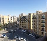 Perfect Studio Apartment with balcony in Emirates Cluster