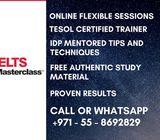 IELTS trainer online