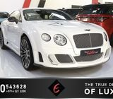 BENTLEY CONTINENTAL GT LE MANSORY 2012 (White)