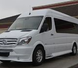 2015 Mercedes Benz Sprinter Jet