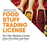 Food Stuff Trading License 0544472159 Dubai,UAE