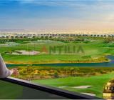 Live lavishly at Golf Vita residential tower -1BHK