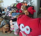 Brand New Stuffed Animals _ Different Prices