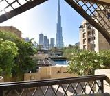 Terrace   Furnished   Burj Khalifa View  Yansoon 7