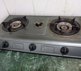 Gas Stove & Cylinder