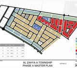 DIRECTLY FROM DEVELOPER FREEHOLD LAND FOR SALE IN AL ZAHIYA AJMAN