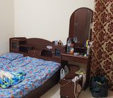 Wanted female to share room with one indain roommate.