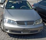 Just buy and drive Nissan Sunny