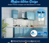 Kitchen Cabinet | Modern Kitchen Dubai