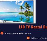 Hire LCD TV Rental Services in Dubai UAE