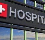 70bed hospital for sale in Dubai call Bilal +971563222319