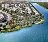 Premium plot in Yas Island with Chanal View