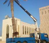 hiab crane truck available  0543107774