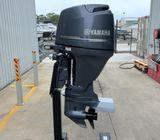 Yamaha 80hp outboard motor engine