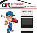 ART TECHNICAL WORKS. Home Appliances Repair, Installation and Maintenance Services