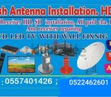 INSTALLATION ALL CHANNELS FIXING 0557401426 ANY PLACE