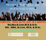 BBA degree course in Rolla-Sharjah Call / Whatsapp 0563089694