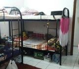 Bedspace available