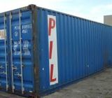 Various used containers for sale