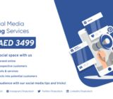 Get Social Media Marketing Services starting at Just 3499 AED