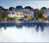 Canal Villa Plots for sale