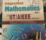 OBJECTIVE MATHS IIT/AIEEE BOOK VOL1 FOR SALE