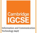 Available Experienced  IGCSE ICT Computer Tutor for 0417 Exams