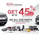 Genuine, OEM and Aftermarket Parts and Accessories – Elite International Motors
