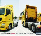 MAN TGX 4x2 for Sale in Dubai