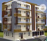 Residential Building   3 Shops   Studio   12 Apt