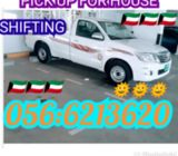 Pickup truck furniture moving rent delivery