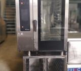 ELECTRIC OVEN - 10 TRAYS