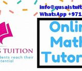 Online Maths Tuition available-GCSE, O LEVEL, A LEVEL, IGCSE, CBSE