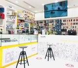 Running Mobiles & Electronics shop for sale