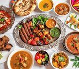 Pakistani cooked food