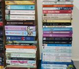 Used Books collection,Fiction and Non-Fiction